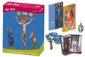 Anne-Caroline Valade et Sophie Meunier - Spi Box bleu - Avec un guide Spi ; 1 petit évangile ; 8 cartes de vie de saint ; 1 chapelet ; 1 médaille miraculeuse.