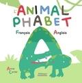 Anne Carter - L'animalphabet français-anglais.