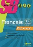 Anne Cassou-Noguès et Marie-Aude de Langenhagen - Français 1e STG, STI, STL, ST2S - Ecrit et oral.