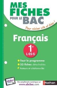 Anne Cassou-Noguès et Séléna Hébert - Français 1re L, ES, S.