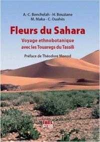 Anne-Catherine Benchelah et Hildegard Bouziane - Fleurs du Sahara - Voyage ethnobotanique avec les Touaregs du Tassili.