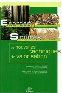 Deedr.fr Ecorces et Sciures - De nouvelles techniques de valorisation, Actes de la journée d'échanges, Tulle, septembre 2002 Image
