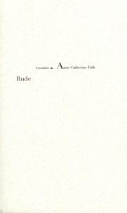 Anne-Catherine Fath - Rude.