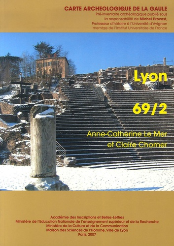 Anne-Catherine Le Mer et Claire Chomer - Lyon - 69/2.