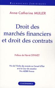 Era-circus.be Droit des marchés financiers et droit des contrats Image