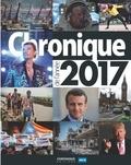 Anne Cauquetoux et Jérôme Duvigneau - Chronique de l'année 2017.