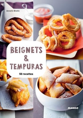 Beignets & tempuras. 50 recettes
