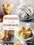 Anne-Cécile Bretin et Martin Balme - Pâtisseries orientales - 50 recettes.