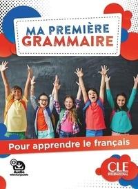 Anne-Cécile Couderc - Grammaire pour enfants livre + cd.