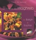 Anne-Cécile Fichaux et Jérôme Odouard - La cuisine du maghreb de Baligh et Sophie.