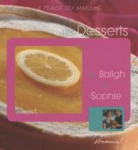 Anne-Cécile Fichaux et Jérôme Odouard - Les Dessert de Baligh et Sophie.