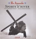 Anne Chabrol et  Roger-Viollet - Un dimanche aux sports d'hiver.