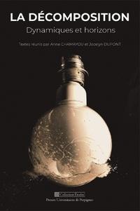 Anne Chamayou et Jocelyn Dupont - La décomposition - Dynamiques et horizons.