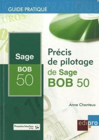 Alixetmika.fr Précis de pilotage de Sage BOB 50 Image