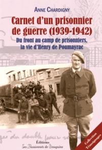 Goodtastepolice.fr Carnet d'un prisonnier de guerre (1939-1942) - Du front au camp de prisonniers, la vie d'Henry de Poumayrac Image