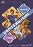 Anne-Charlotte Husson et François de Smet - Droits humains - Pack en 2 volumes : Le féminisme ; Les droits de l'homme.