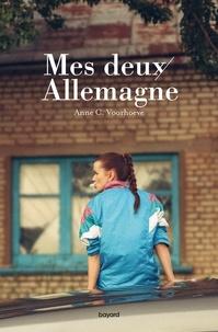 Ebooks pdf text download Mes deux Allemagne en francais  9791036301322 par Anne-Charlotte Voorhoeve