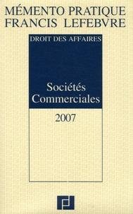 Anne Charvériat et Alain Couret - Sociétés Commerciales - Droit des affaires.