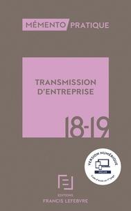 Deedr.fr Transmission d'entreprise - A jour au 1er mai 2018 Image