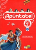 Anne Chauvigné Díaz - Espagnol 1re Apuntate! - Carnet de bord B1/B2.