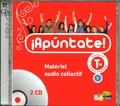 Anne Chauvigné Díaz - Espagnol Tle Apuntate! B1/B2 - Matériel audio collectif. 2 CD audio