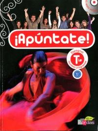 Anne Chauvigné Díaz - Espagnol Tle Apuntate - Niveau B1-B2. 1 CD audio