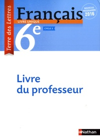 Openwetlab.it Français 6e Terre des lettres - Livre du professeur Image