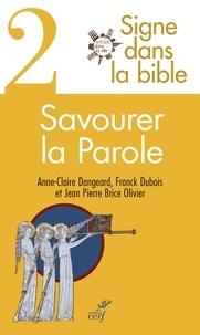 Anne-claire Dangeard et Franck Dubois - Signe dans la Bible 2.