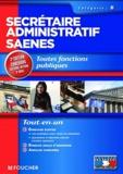 Anne-Claire Donzel et Micheline Friédérich - Secrétaire administratif/SAENES - Toutes fonctions publiques, Catégorie B.