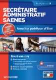 Anne-Claire Donzel et Micheline Friédérich - Secrétaire administratif SAENES - Fonction publique d'Etat Catégorie B.