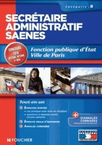 Anne-Claire Donzel et Micheline Friédérich - Secrétaire administratif SAENES - Fonction publique d'Etat Ville de Paris.