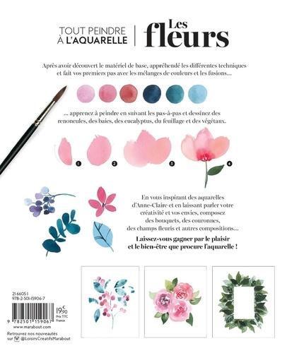 Tout peindre à l'aquarelle - Les fleurs. Bouquets, couronnes et autres compositions