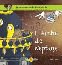 Anne-Claire Errard et Marie-Lys Errard - L'arche de Neptune.