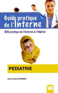 Anne-Claire Etienney - Pédiatrie.