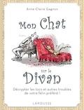 Anne-Claire Gagnon - Mon chat sur le divan.