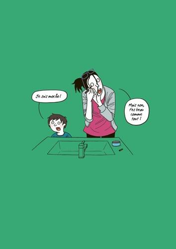 Petit décodeur illustré de l'enfant en crise. Quand la crise nous fait grandir