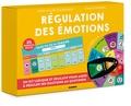 Anne-Claire Kleindienst et Lynda Corazza - Régulation des émotions - Kit ludique et éducatif pour réguler les émotions de son enfant avec 25 magnets.