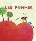 Anne-Claire Lévêque et Nicolas Gouny - Les pommes.