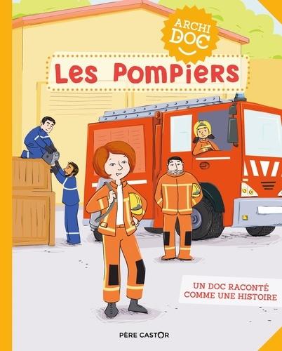 Anne-Claire Lévêque et Marie Quentrec - Les pompiers.