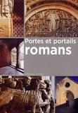 Anne-Claire Meffre - Portes et portails romans.