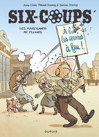Six-coups Tome 2 - Anne-Claire Thibaut-Jouvray pdf epub