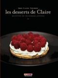 Anne-Claire Vorimore - Les desserts de Claire - Recettes de pâtisserie joyeuse.