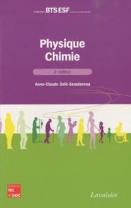 Anne-Claude Gelé-Seautereau - Physique-Chimie BTS ESF.