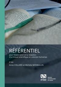 Référentiel pour lélaboration et la rédaction dun travail scientifique en sciences humaines.pdf