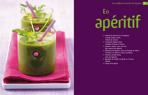 240 recettes pour sublimer les légumes