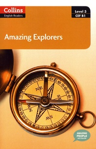 Anne Collins - Amazing Explorers.