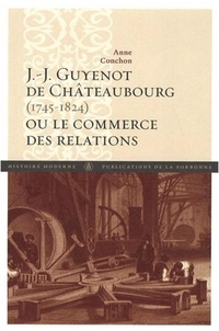 Deedr.fr Guyenot de Châteaubourg (1745-1824) ou le commerce des relations Image