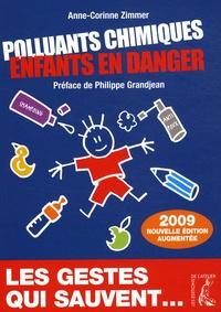 Feriasdhiver.fr Polluants chimiques - Enfants en danger Image