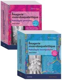 Deedr.fr Imagerie musculosquelettique - 2 volumes : Pathologies générales ; Pathologies locorégionales Image