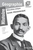 Anne Couderc - Histoire-Géographie Education civique Tle Bac pro - Guide pédagogique.